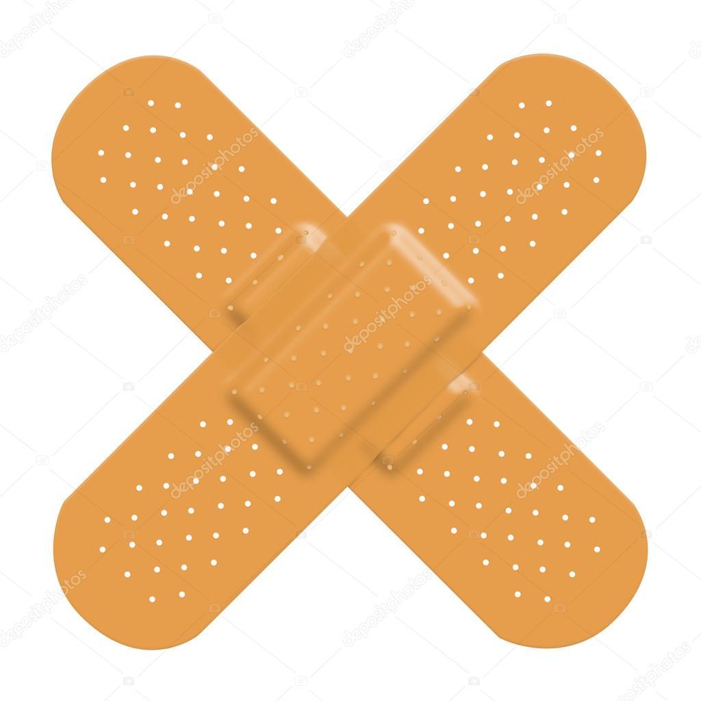 1024x1024 Band Aid Bandage Cross Stock Photo Axstokes