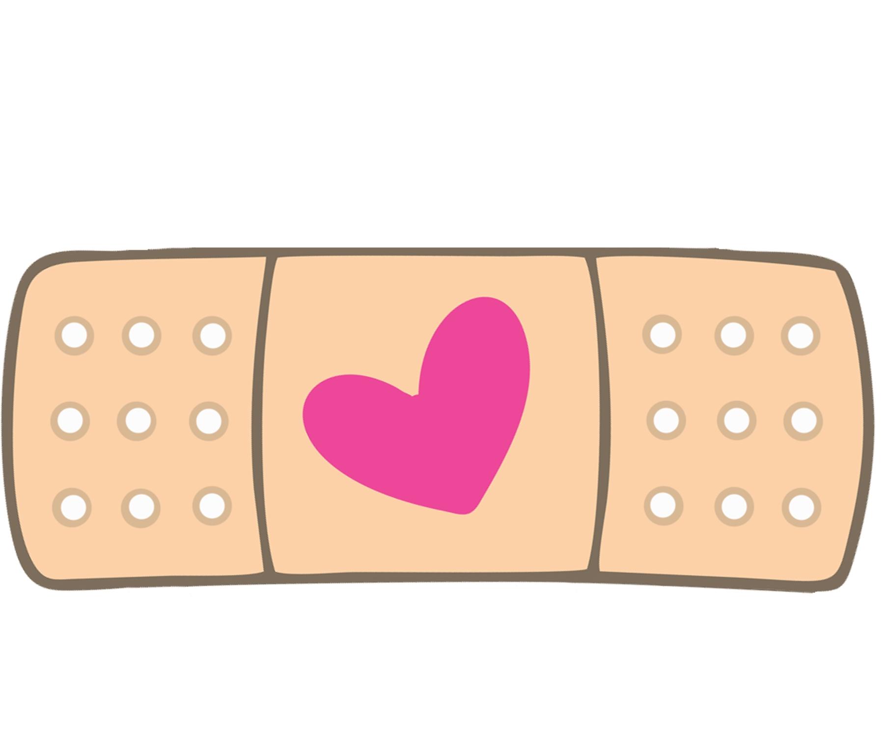 1800x1524 Cute Bandaid Clipart