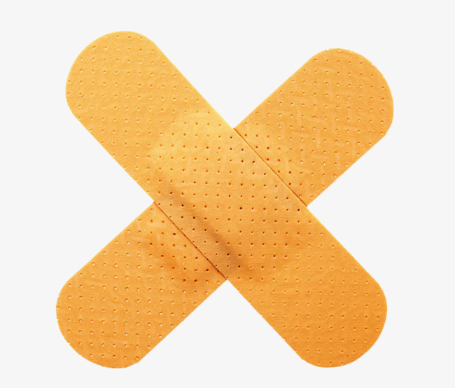 650x554 Plastered Pain, Band Aid, Yellow, The Pain Png Image For Free Download