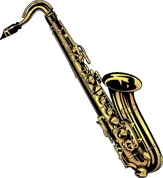 555x605 Free Saxophone Clip Art Image Beginning Band Clipart