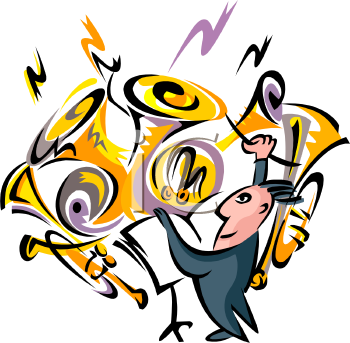 350x343 Musician Clipart School Band