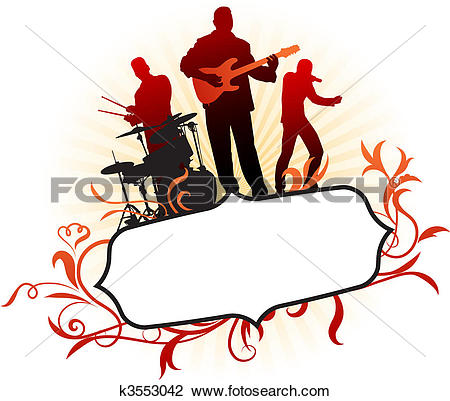 450x401 Band Clipart Free