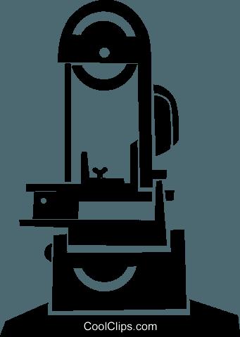 341x480 Band Saw Royalty Free Vector Clip Art Illustration Vc025055