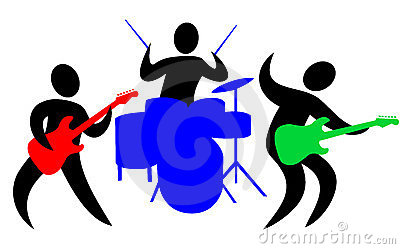 400x249 Clipart Of Band