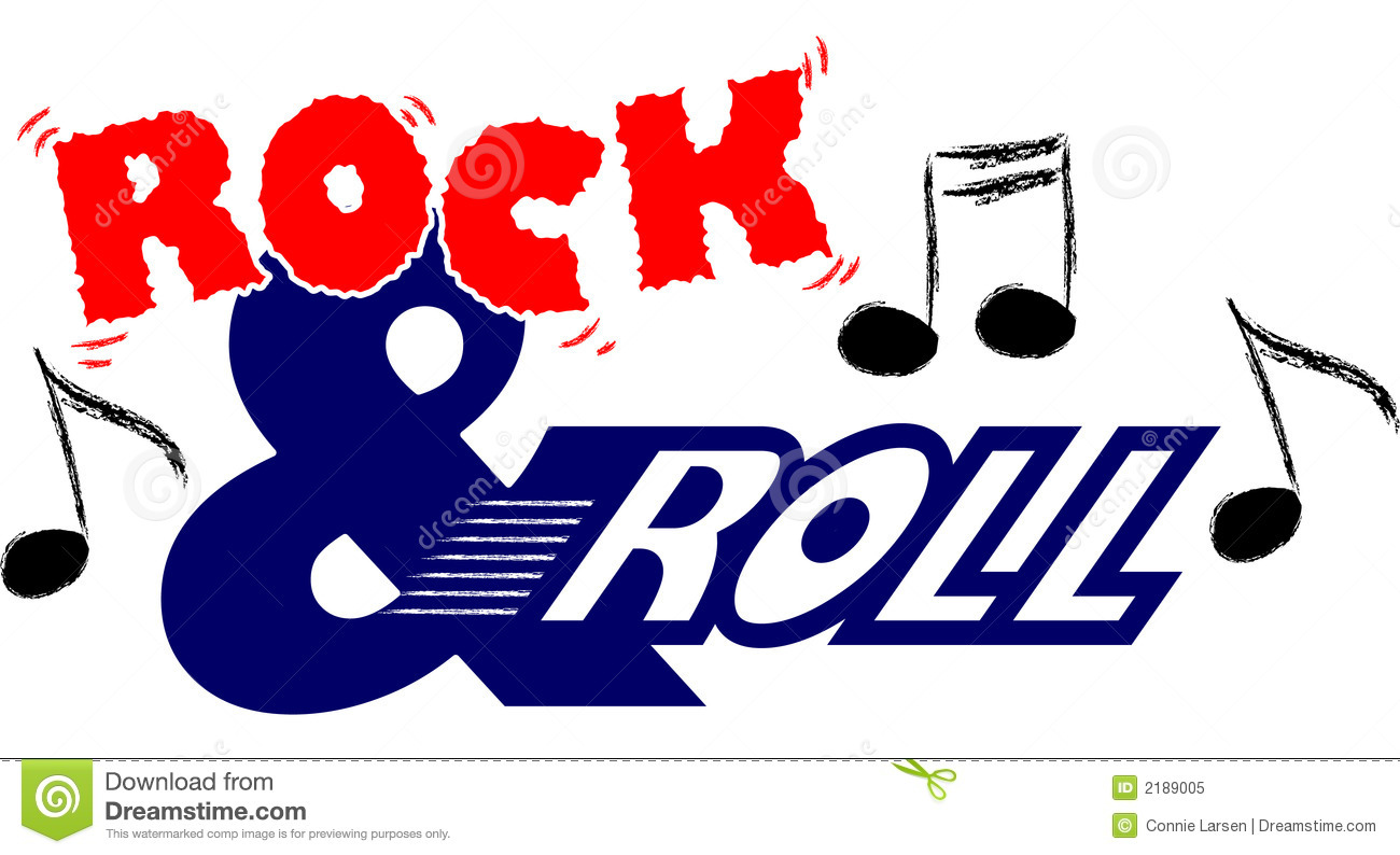 1300x794 Rock And Roll Band Clipart