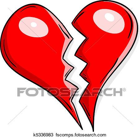 450x445 Heart Broken Clip Art Eps Images. 5,301 Heart Broken Clipart