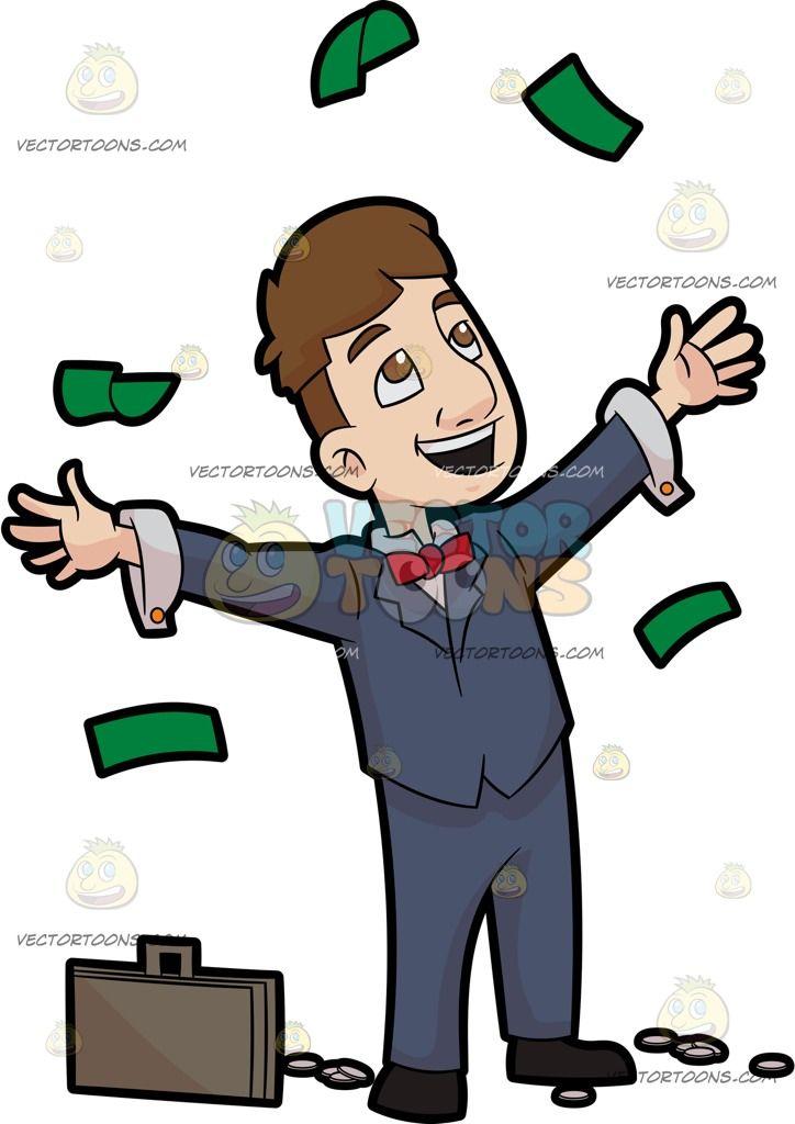 Banker Clipart