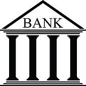 170x170 Clip Art Of Bank Icon K18905518