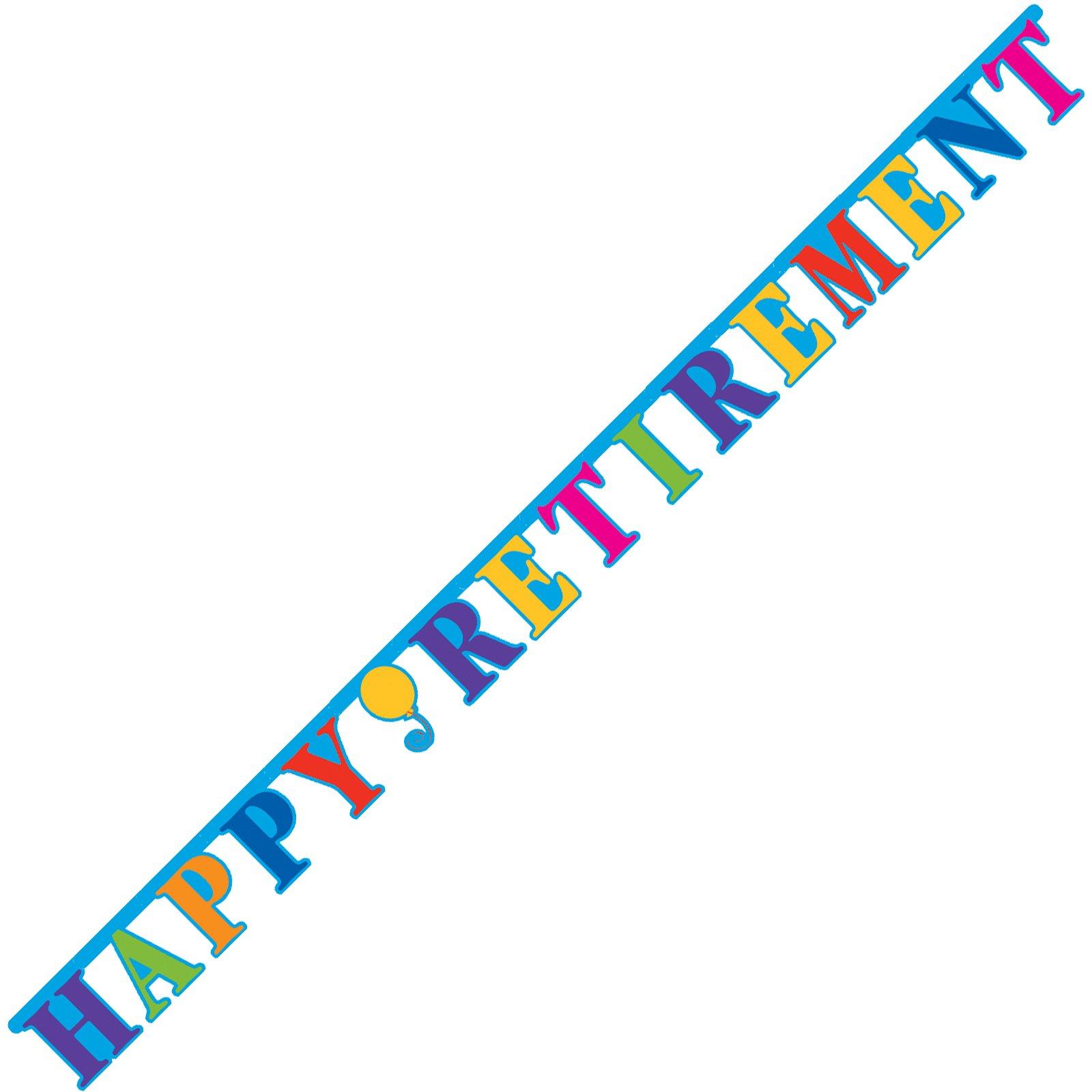 1600x1600 Clip Art Retirement Banner Clipart