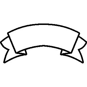 300x300 Ribbon Banner Clip Art Clipart Panda