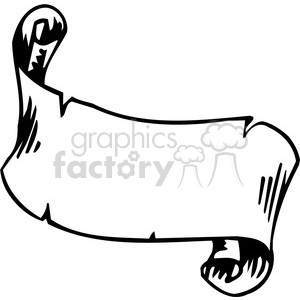 Banner Clipart Black And White