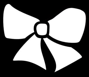 299x261 Ribbon White Cliparts 251378