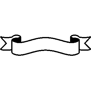 300x300 Banner Normal Clip Art Clipartbold
