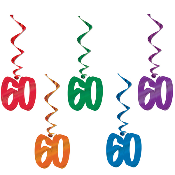 600x600 Image Of 60th Birthday Clipart