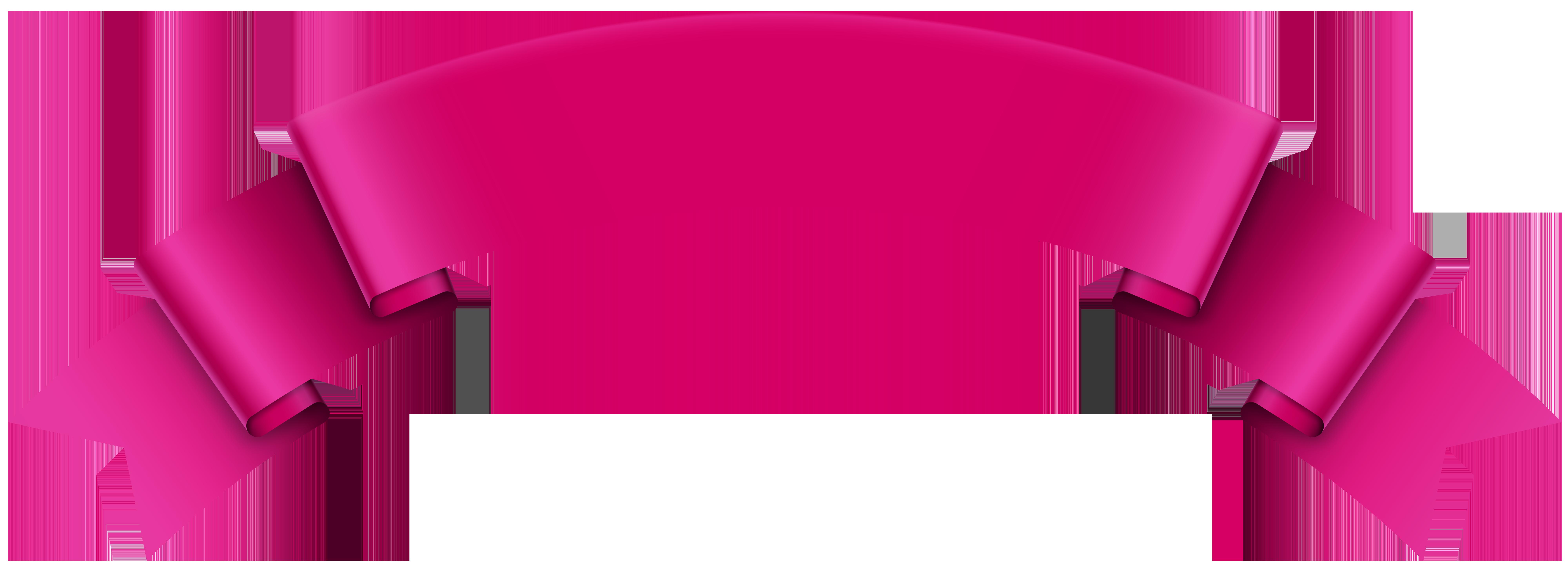 8000x2892 Banner Pink Transparent Png Clip Art Imageu200b Gallery Yopriceville