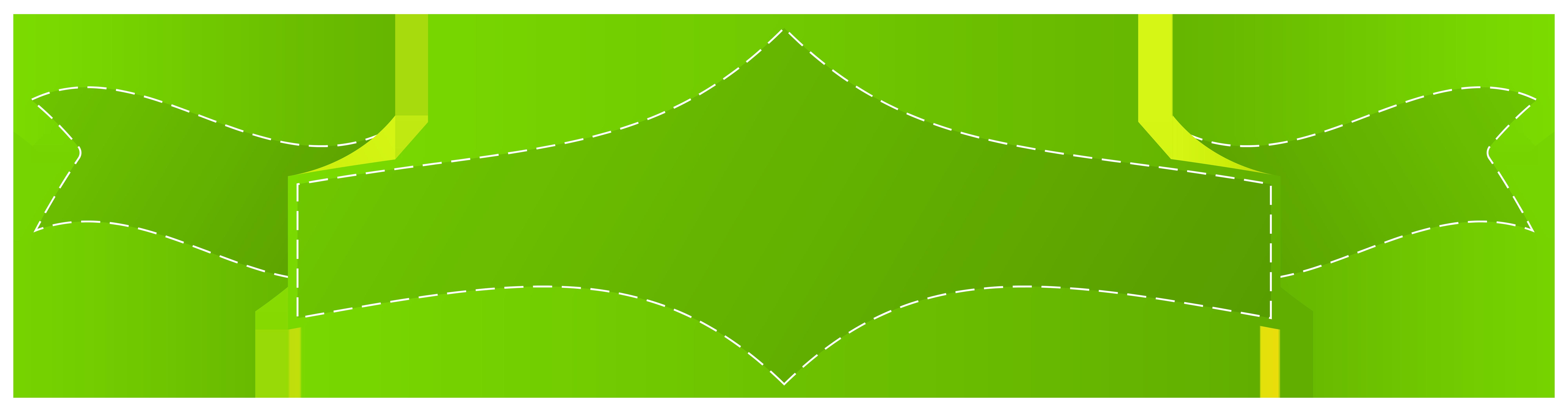 8000x2116 Green Art Banner Transparent Png Clip Art Imageu200b Gallery