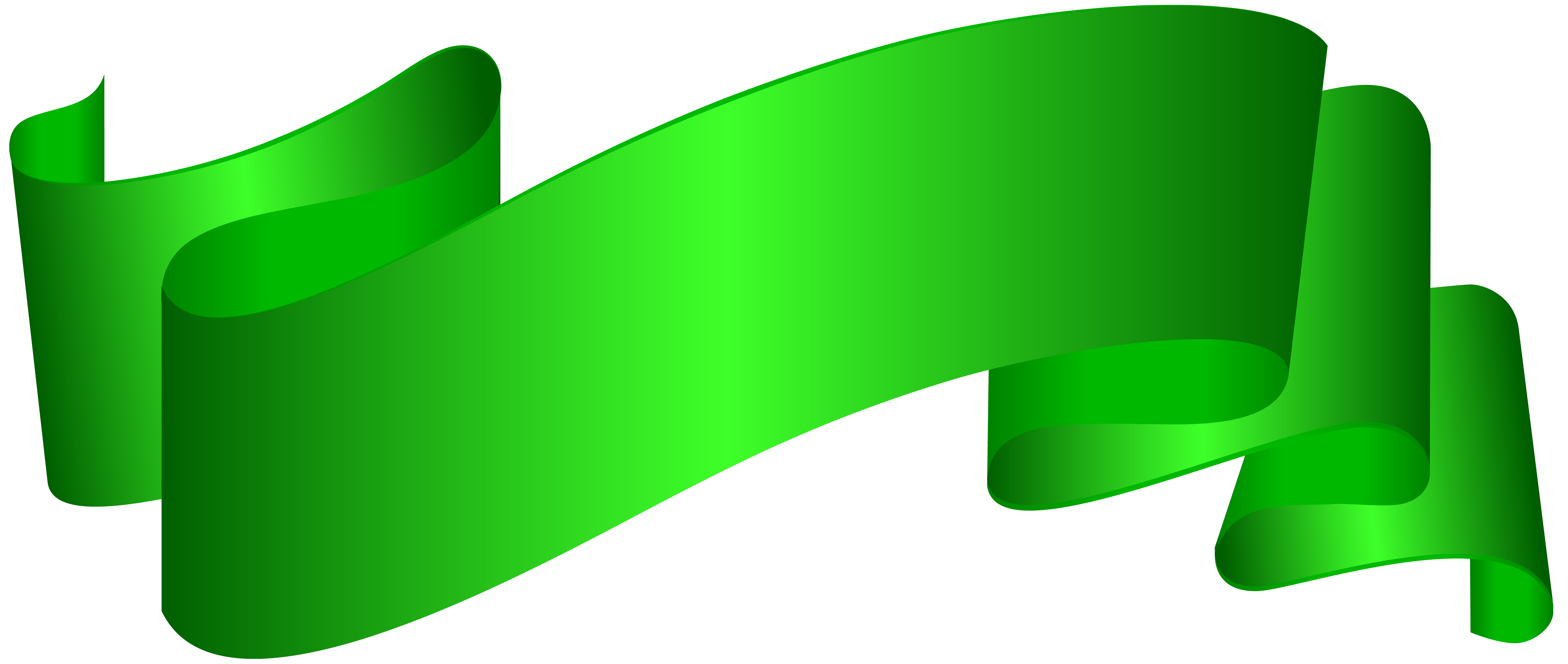 8000x3387 Banner Green Deco Clip Art Png Imageu200b Gallery Yopriceville