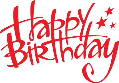 500x347 Happy Birthday Banner Clipart Free Vector Download Free