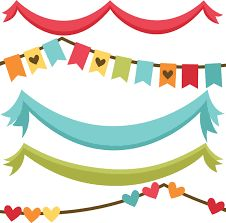 226x223 Exclusive Freebie! Free Bunting Flags Vector Clip Art Bunting