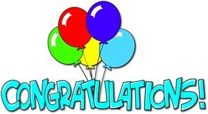 300x164 Congratulations Banner Clipart
