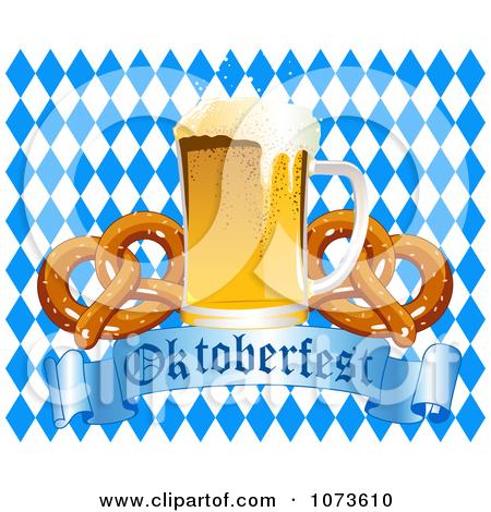 450x470 Oktoberfest Banner Clipart