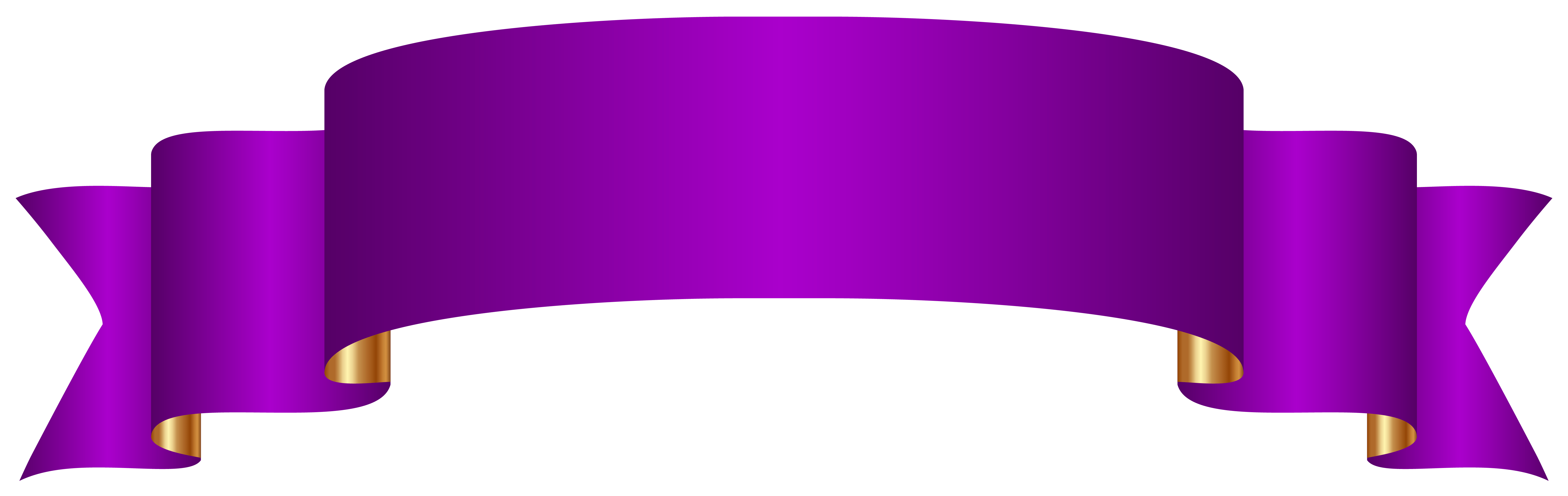 6310x2000 Purple Banner Transparent Png