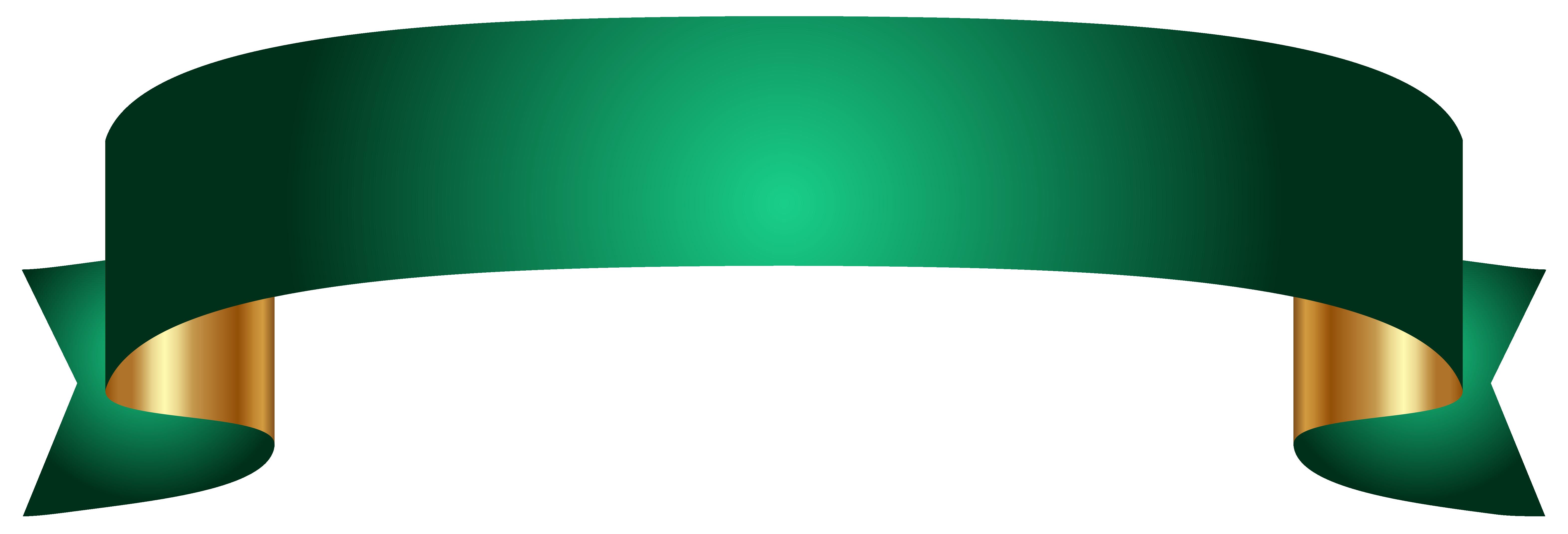 6288x2143 Green Banner Transparent Png Clip Art Imageu200b Gallery