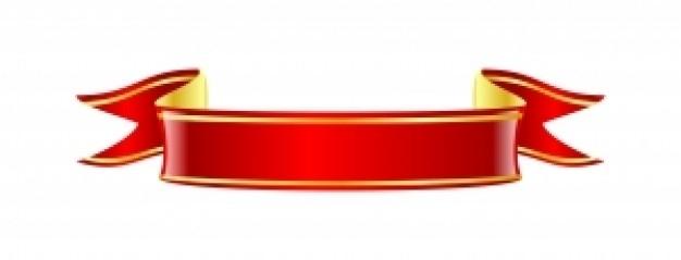 626x239 Red Gold Banner Png Scrapheap