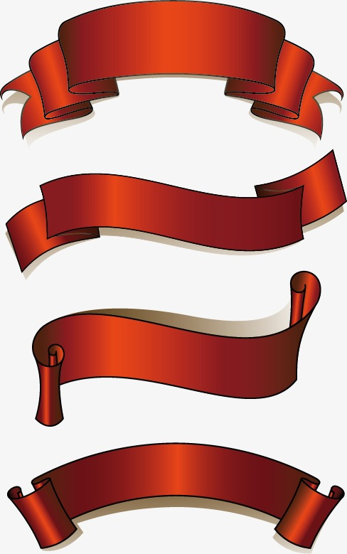 488x779 Ribbon Banner Png, Vectors, Psd, And Icons For Free Download Pngtree