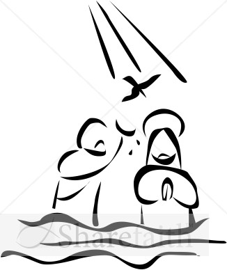 326x388 Baptism Of Jesus Clipart