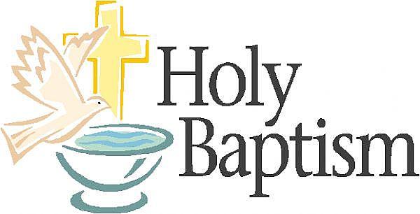 600x306 Christ Clipart Catholic Baptism