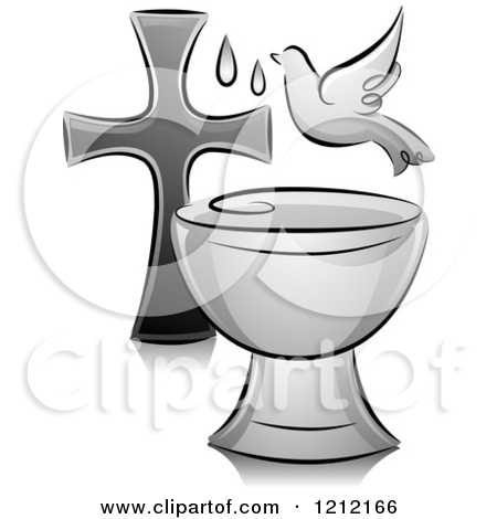 450x470 Free Christening Clipart