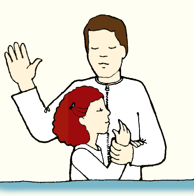 657x663 Image Of Baptism Clipart