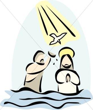 Baptism Dove Clipart