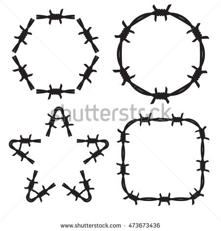 Barbed Wire Clipart | Free download best Barbed Wire Clipart on ...
