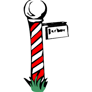 300x300 Barber Pole 4 Clipart, Cliparts Of Barber Pole 4 Free Download