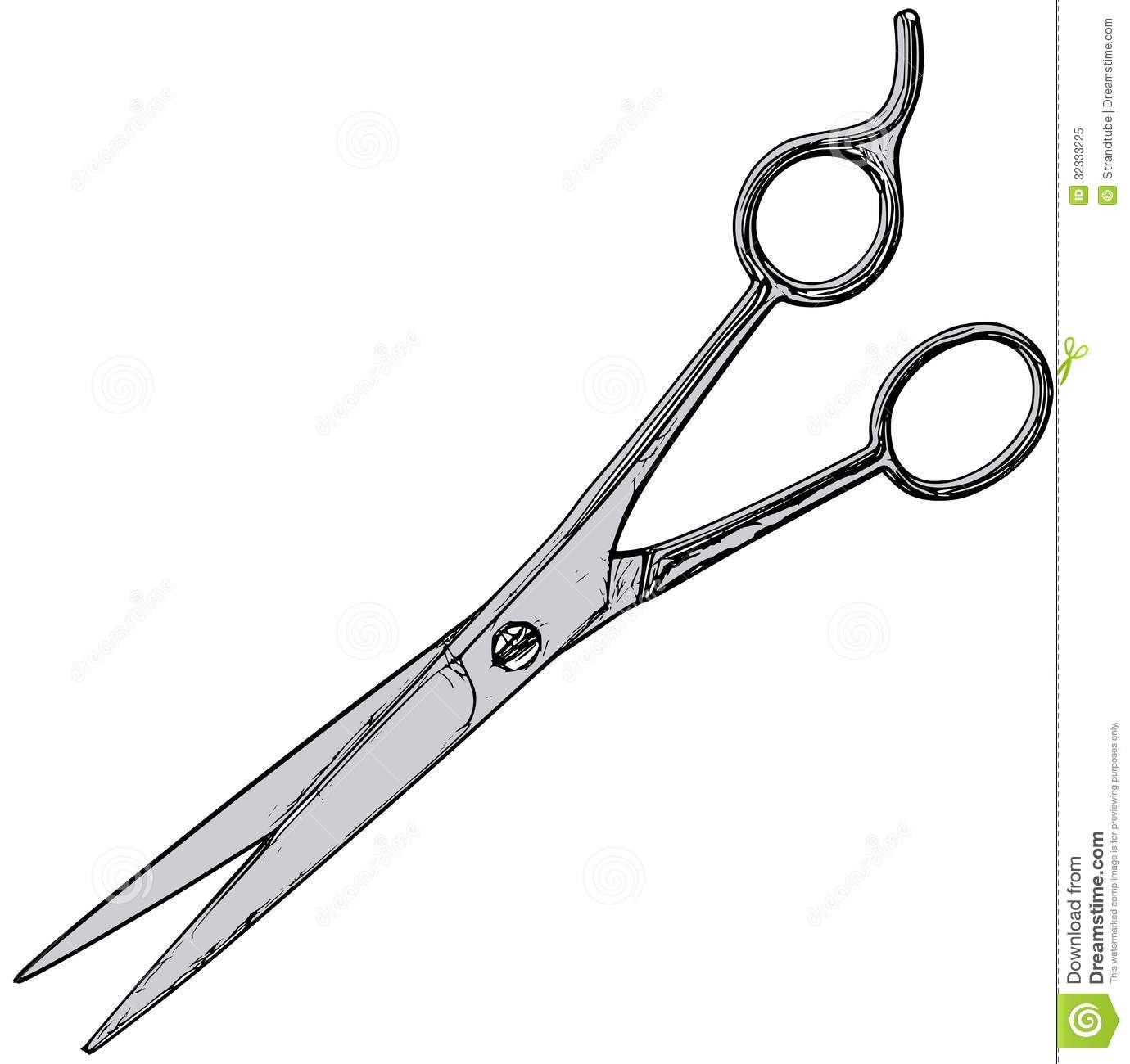 1380x1300 Hair Cutting Shears Clipart