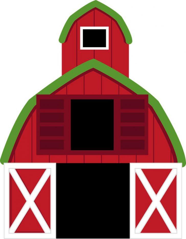 728x934 Clipart Farmhouse