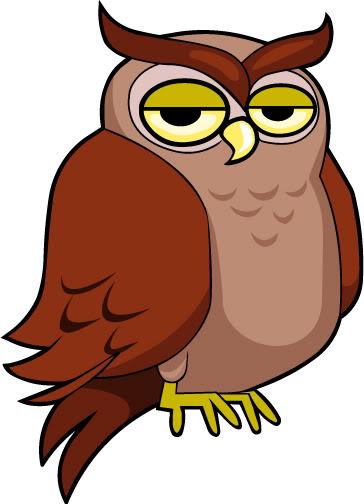 364x504 Top 90 Owl Clip Art