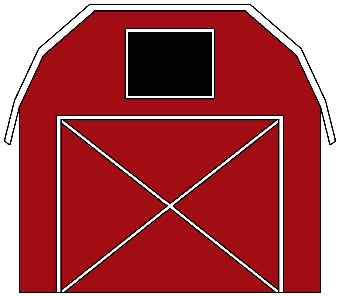 1116x976 Barn Clipart Farm Scene