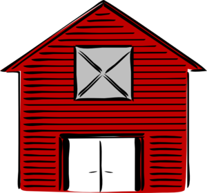 300x279 Barn Clipart For Kids Free Clipart Images 2