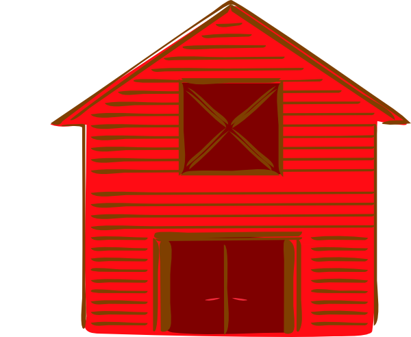600x492 Barn Clipart For Kids Free Clipart Images 5