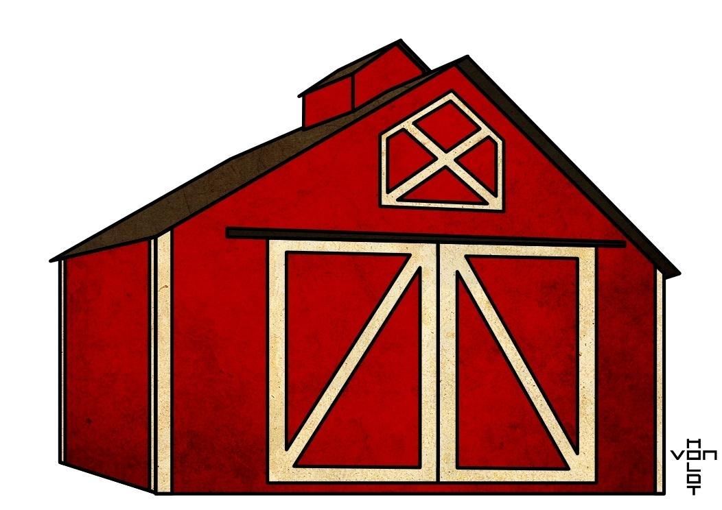 1052x744 Barn Clipart Barn House