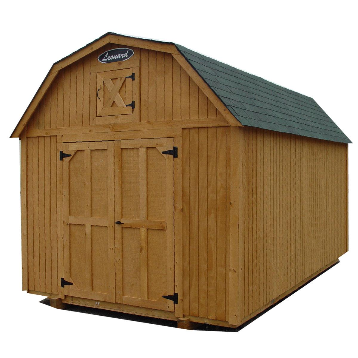 1200x1200 Barns And Barn Style Sheds Leonard Buildings Amp Truck Accessories