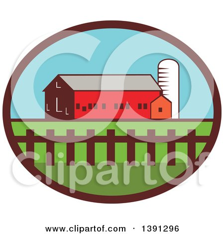 450x470 Royalty Free (Rf) Barn Clipart, Illustrations, Vector Graphics