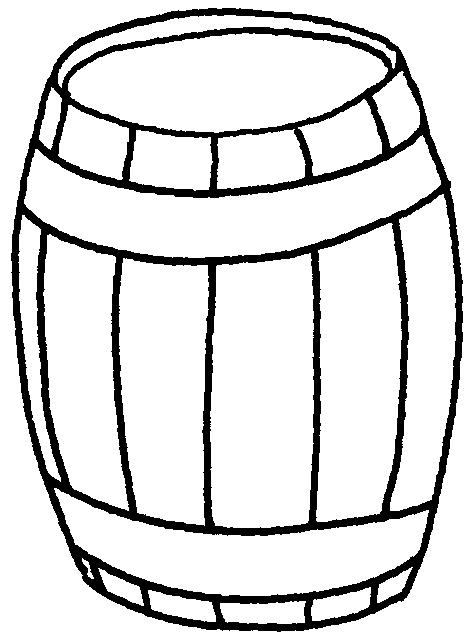 Barrel Cliparts