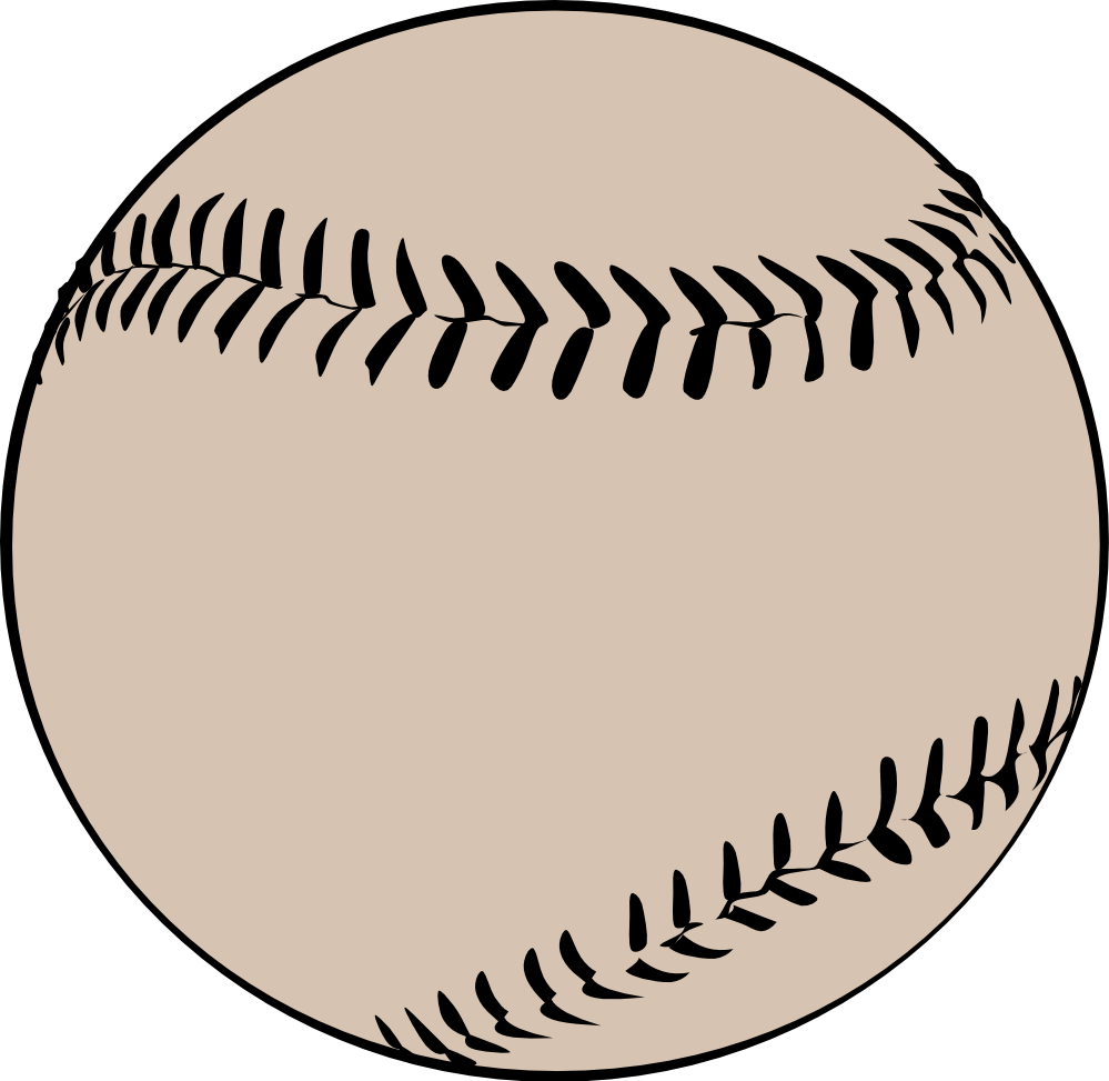 Baseball Ball Clipart
