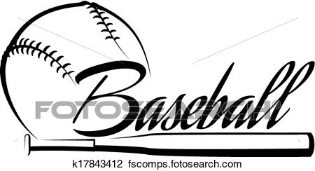 450x244 Clipart Of Baseball Ball Banner K17843412