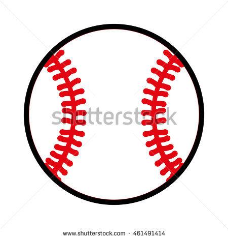 450x470 Baseball Ball Clip Art 101 Clip Art