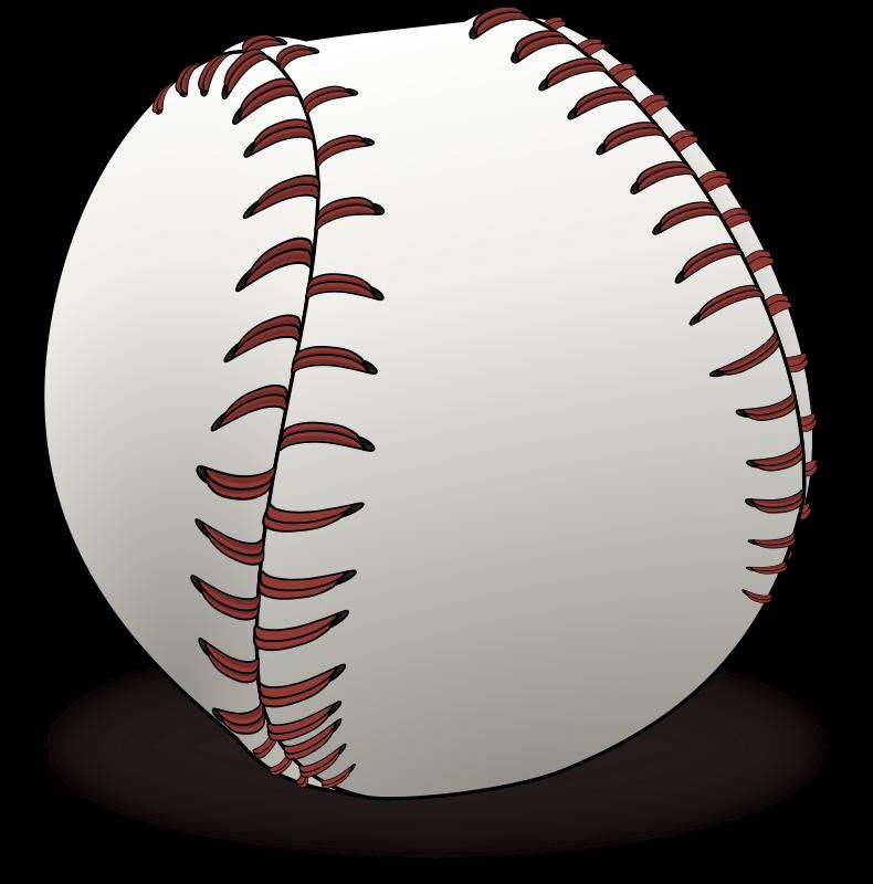 790x800 Baseball Clipart